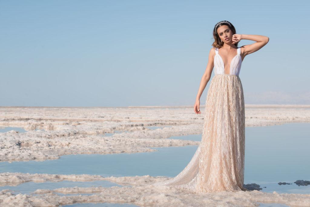 צלם לחתונה צילומי טראש בים המלח מור לוי